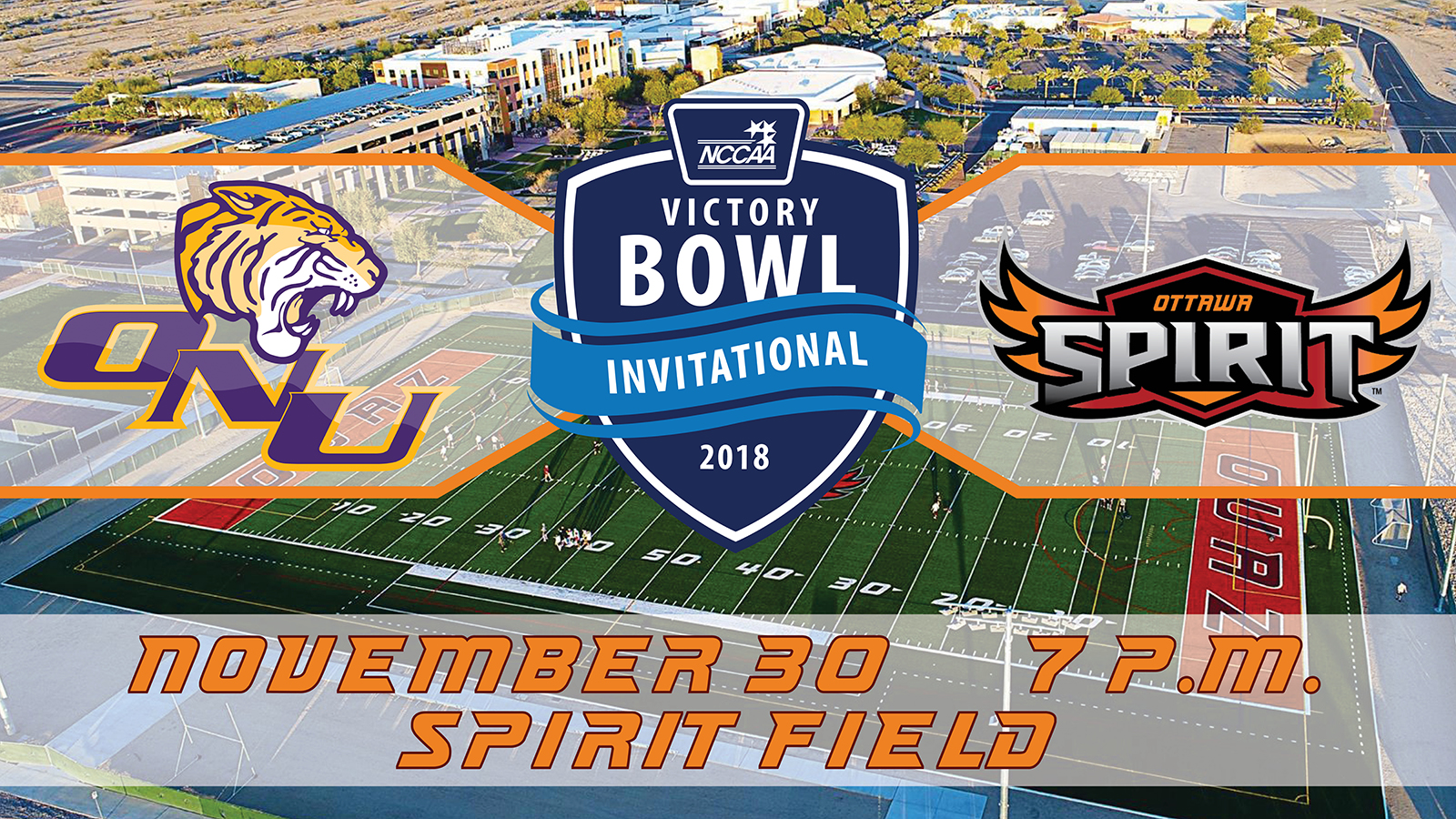 d57f2532 OUAZ to Host Olivet Nazarene in NCCAA Victory Bowl Invitational ...